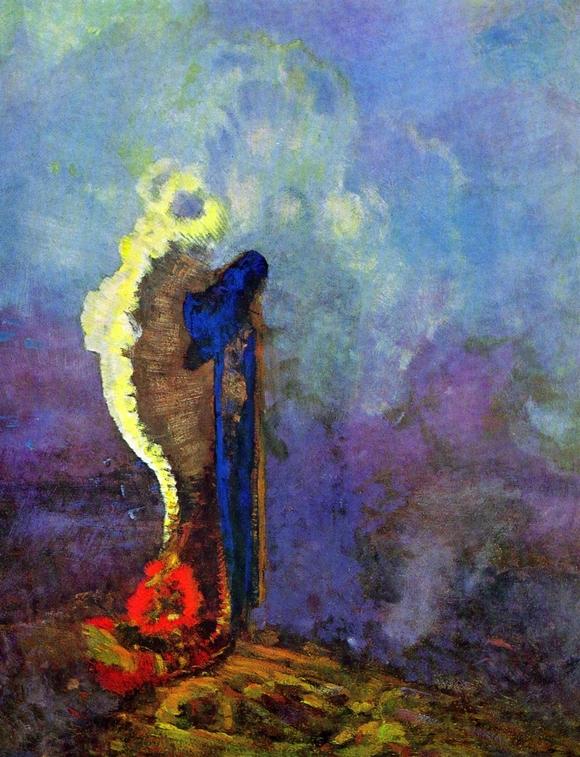 Odilon Redon. Le rêve.