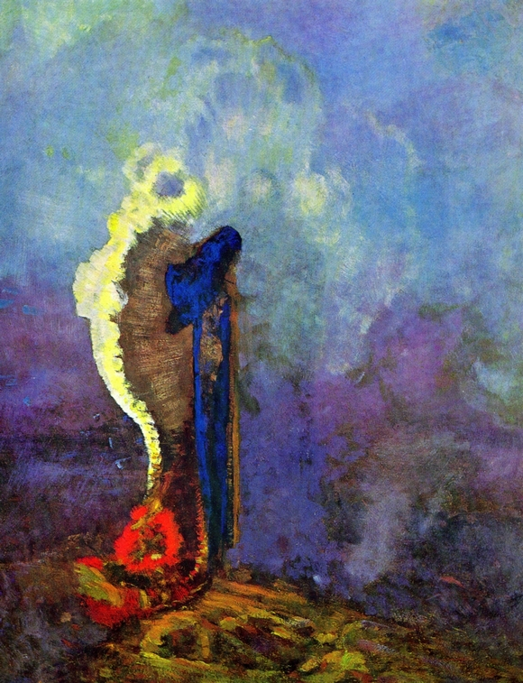 Odilon Redon. Le rve.