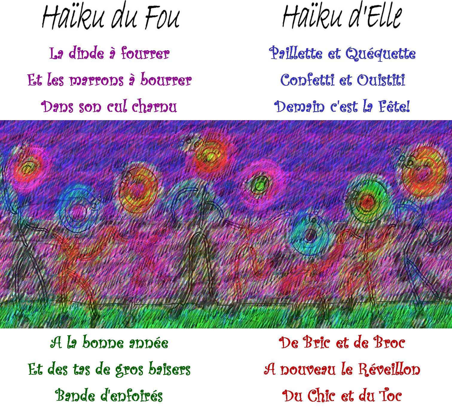 haiku mix 19